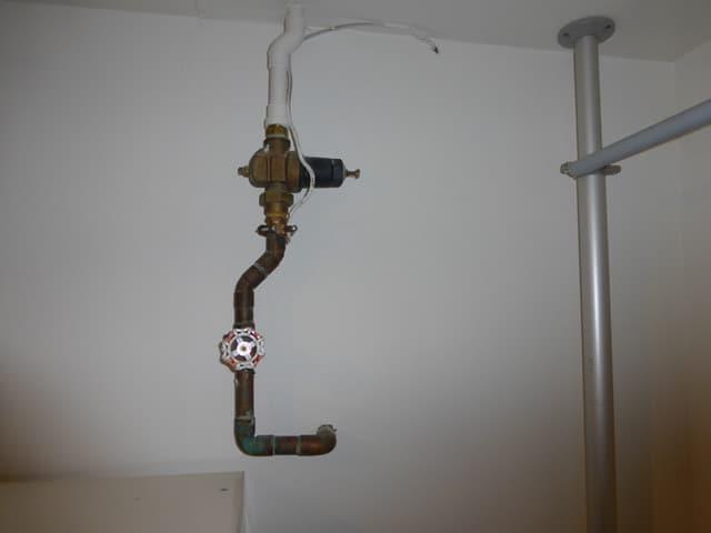 pressure reducing valve